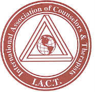 International Association of Counselors and Therapists logo
