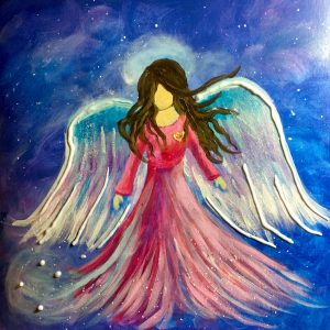 Healing Guardian Angel by Janet Sturman - SleepTalk® Package